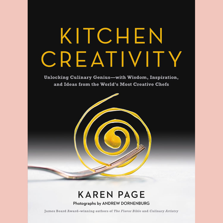 Kitchen Creativity (Karen Page)
