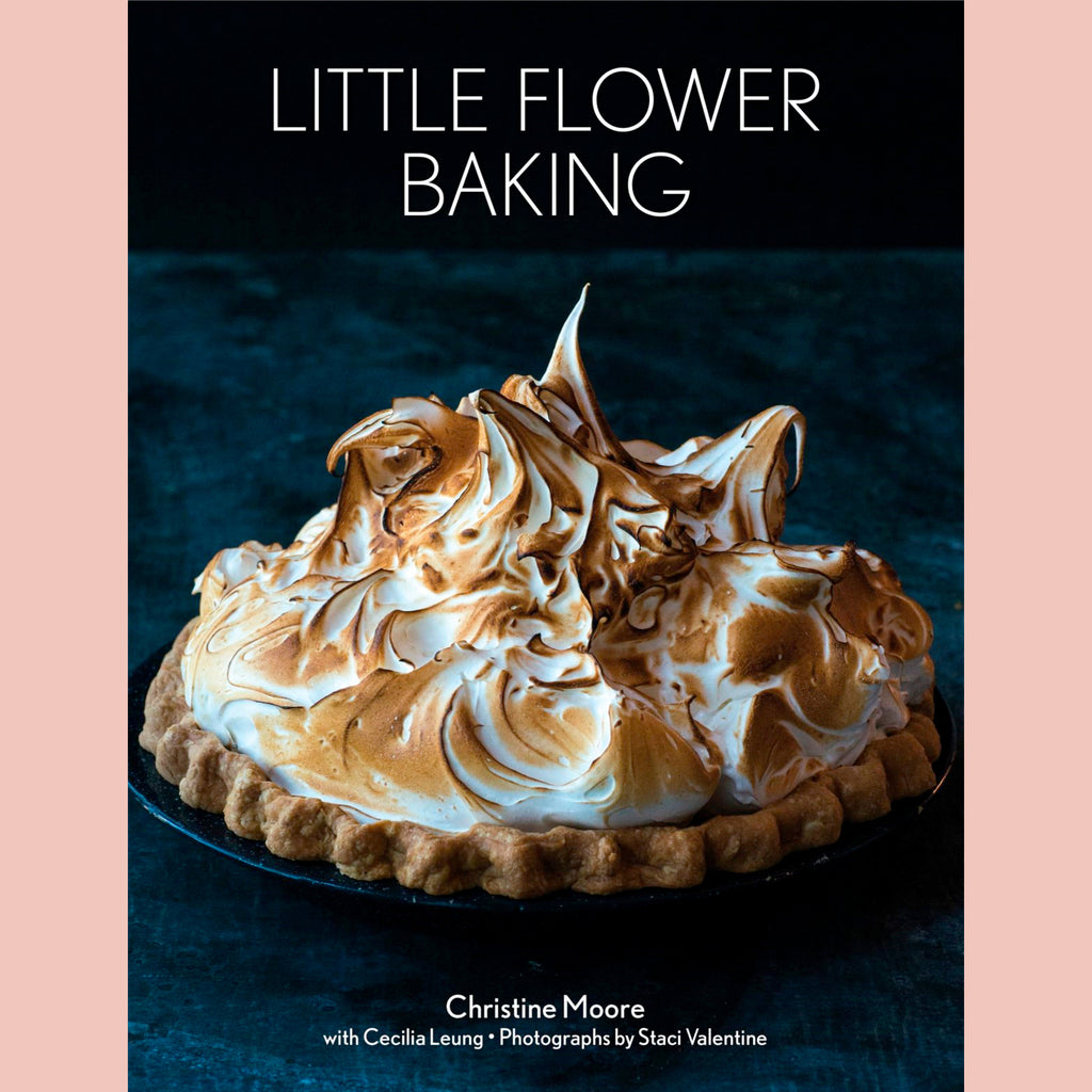 Little Flower Baking (Christine Moore)