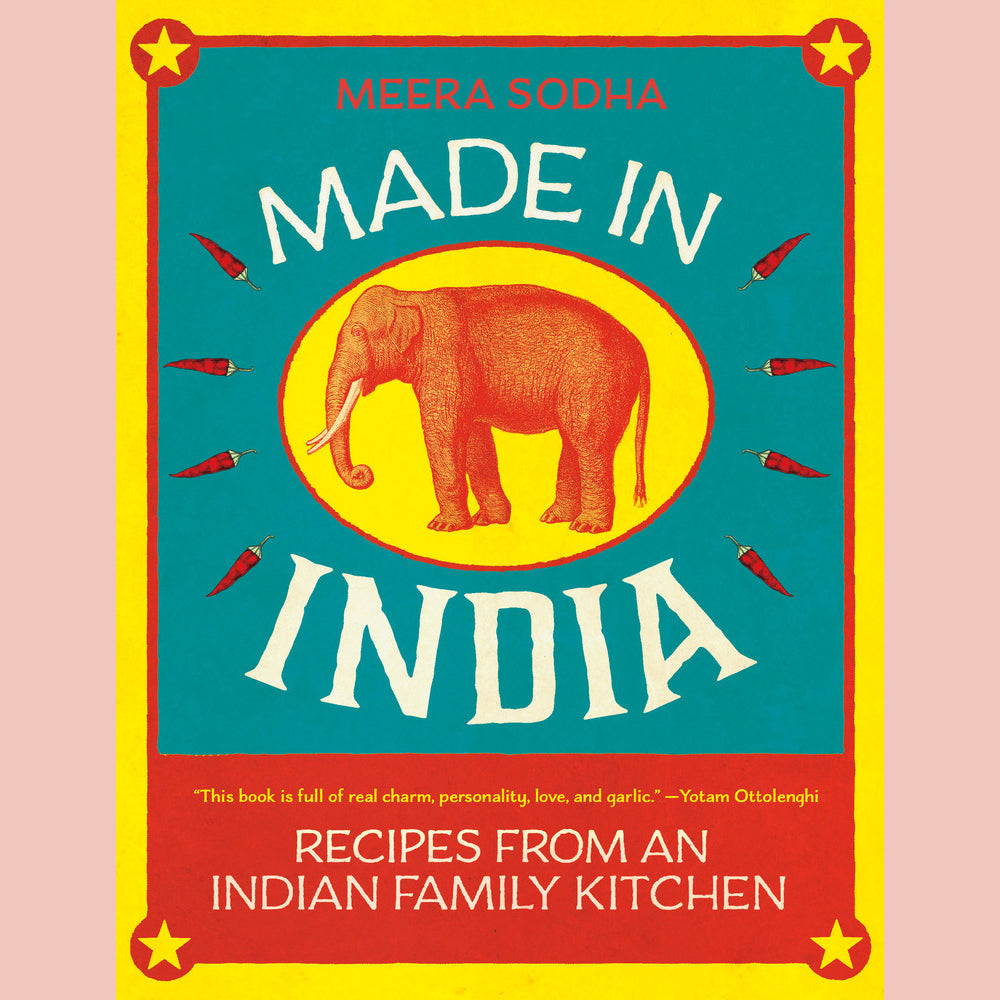Made in India: Recipes from an Indian Family Kitchen (Meera Sodha)