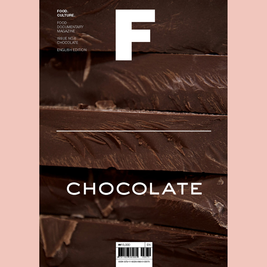 Magazine F: No. 6 Chocolate