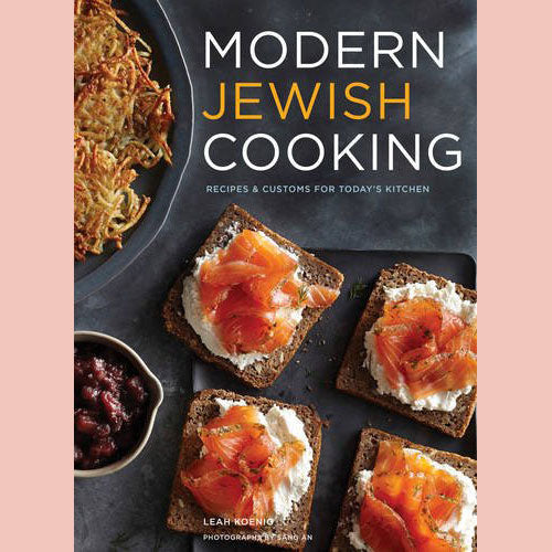 Signed Bookplate: Modern Jewish Cooking: Recipes & Customs for Today's Kitchen (Leah Koenig)