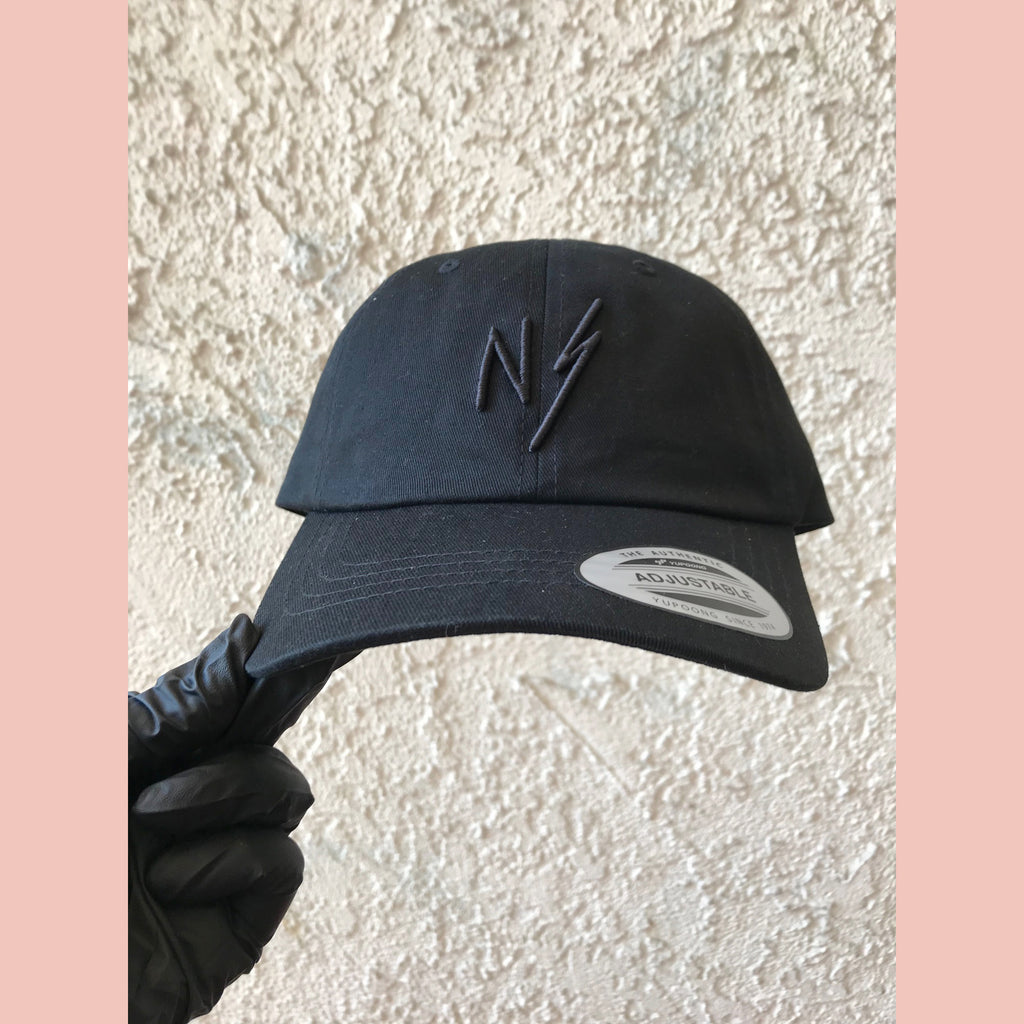 Now Serving NS LIghtning Bolt Dad Hat