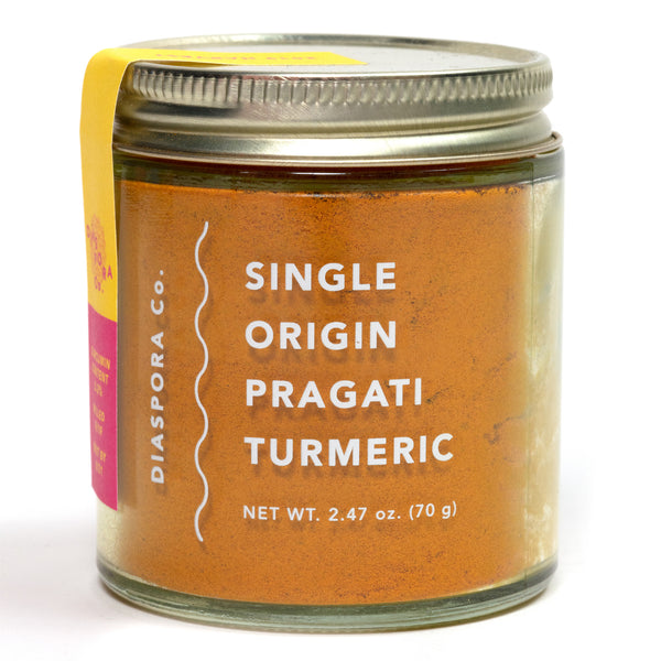 Diaspora Co. Single-Origin Pragati Turmeric