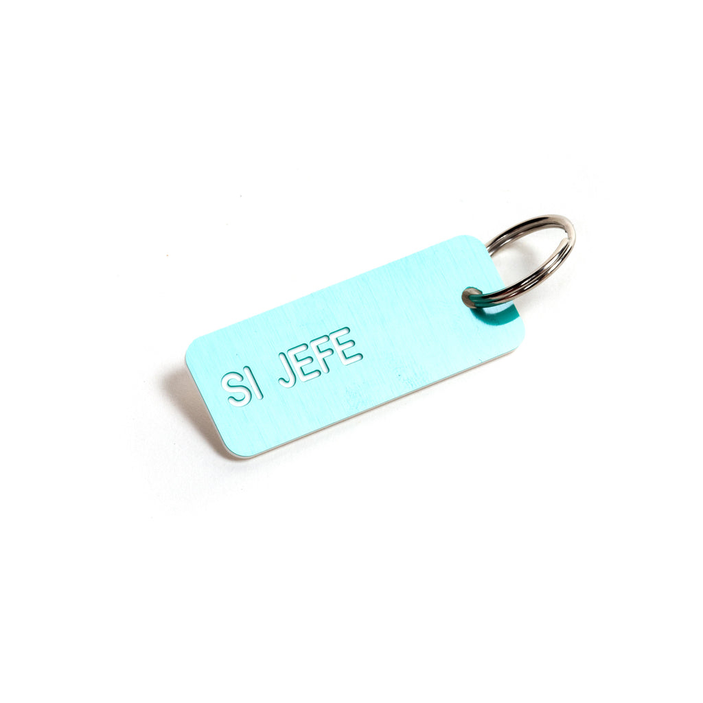 Various Keytags x Now Serving Si Jefe