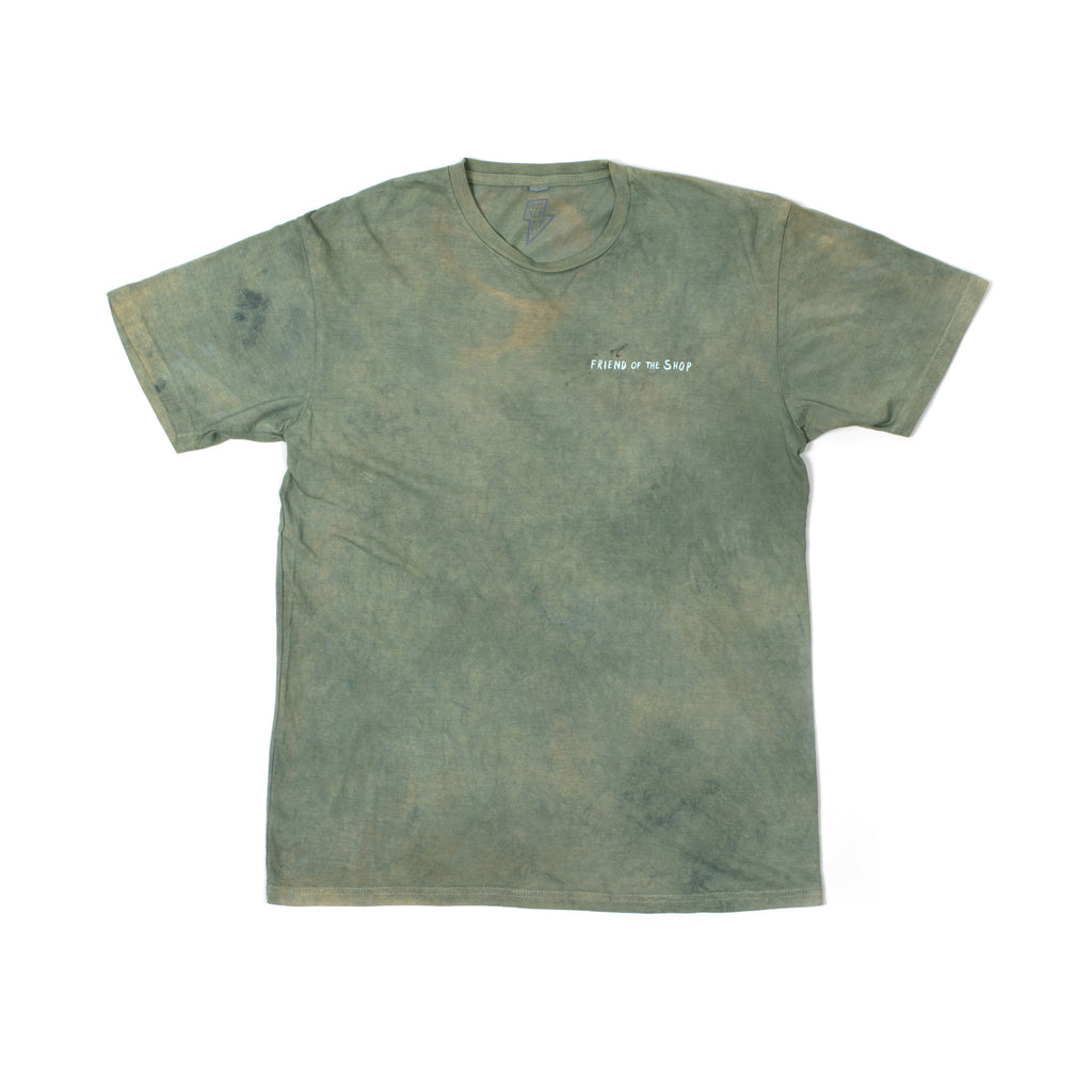 Prospect Pine Friend of the Shop T-Shirt : Olive Green