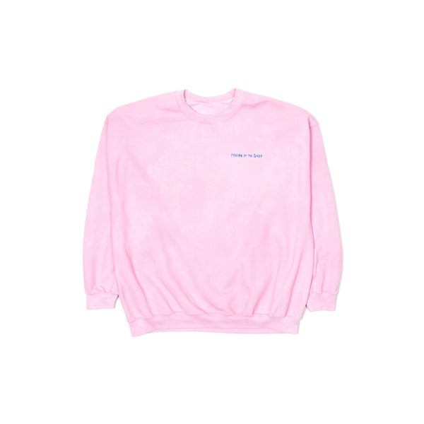 Prospect Pine Friend of the Shop Sweatshirt : Pink