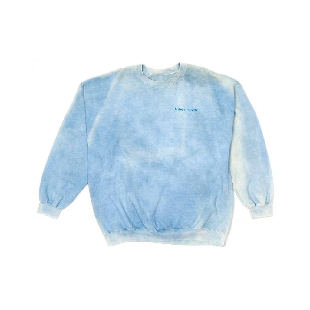Prospect Pine Friend of the Shop Sweatshirt : Light Blue