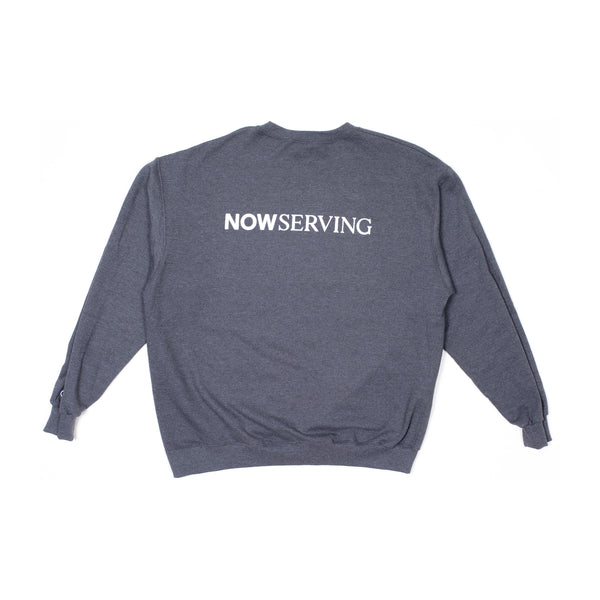 NS Champion Sweatshirt Gray
