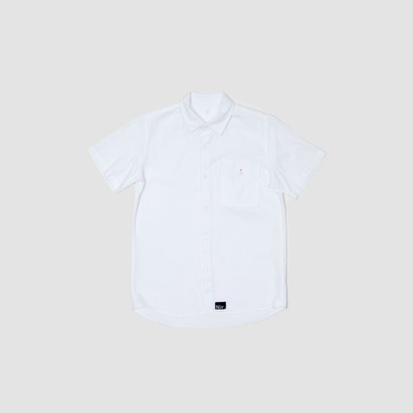 Tilit French Kitchen Workshirt: White