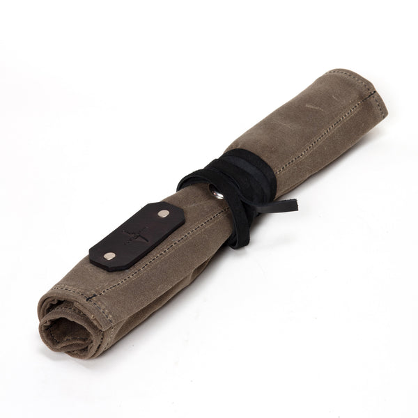Town Cutler 10 Slot Knife Roll