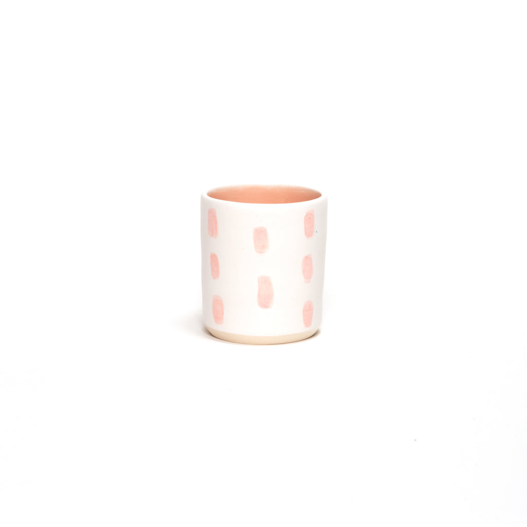 Natalie Shriver Patterned Tea Cup