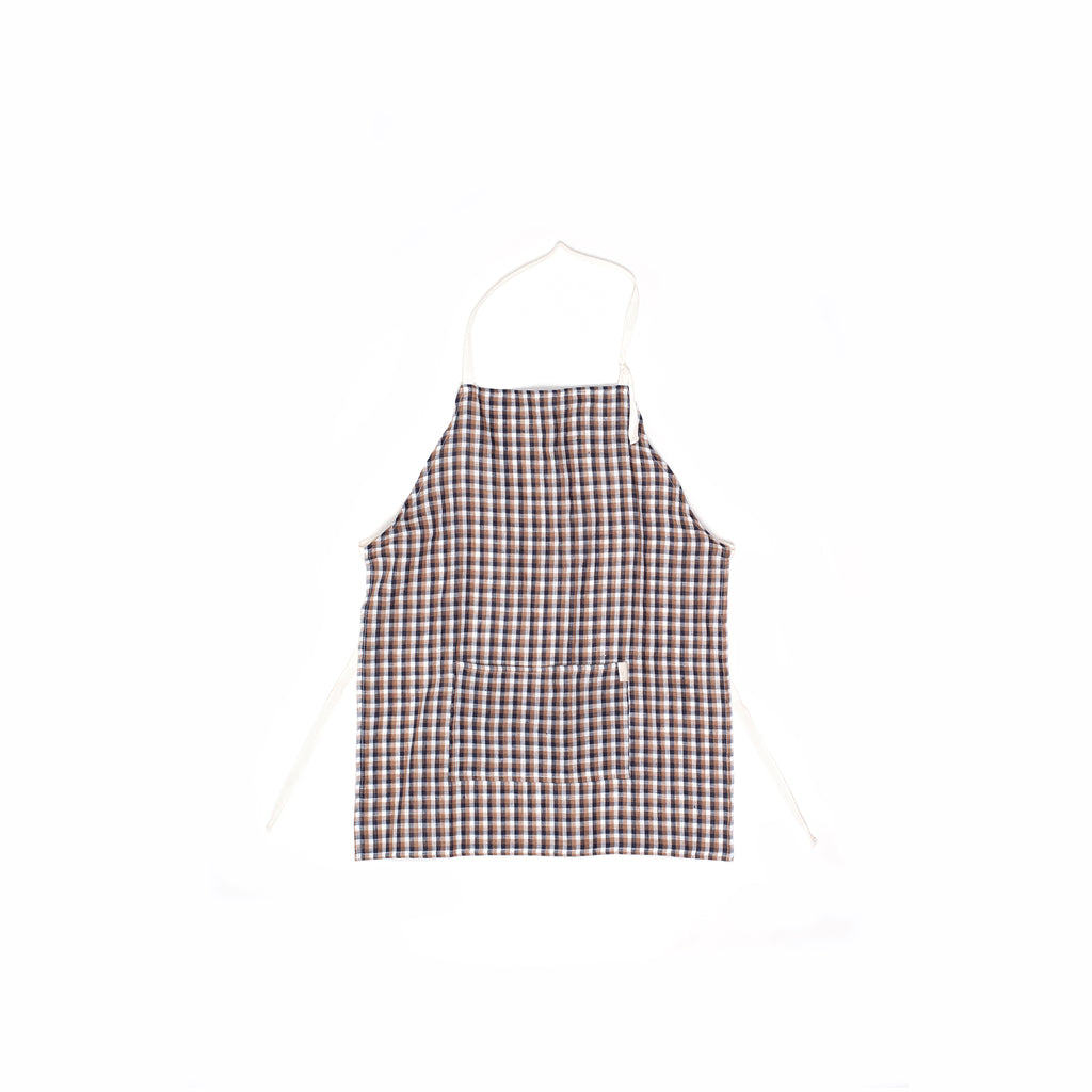 Odette Williams Children's Check Cotton Apron (3-8)