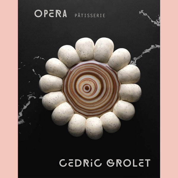 Opera Patisserie (Cedric Grolet) in English