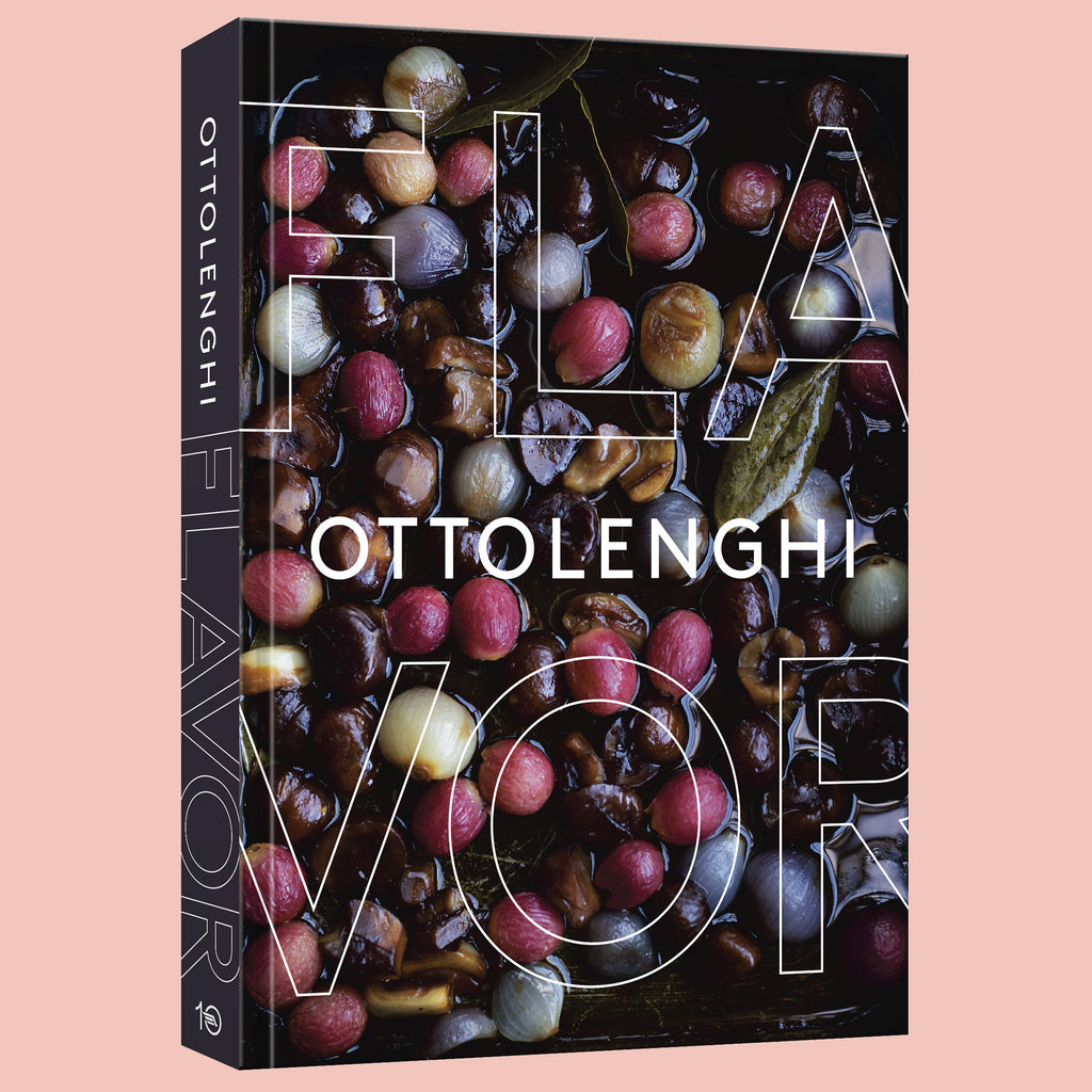 Signed Bookplate Ottolenghi Flavor: A Cookbook (Yotam Ottolenghi, Ixta Belfrage)