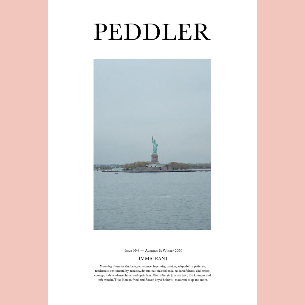 Peddler Issue 6: Immigrants