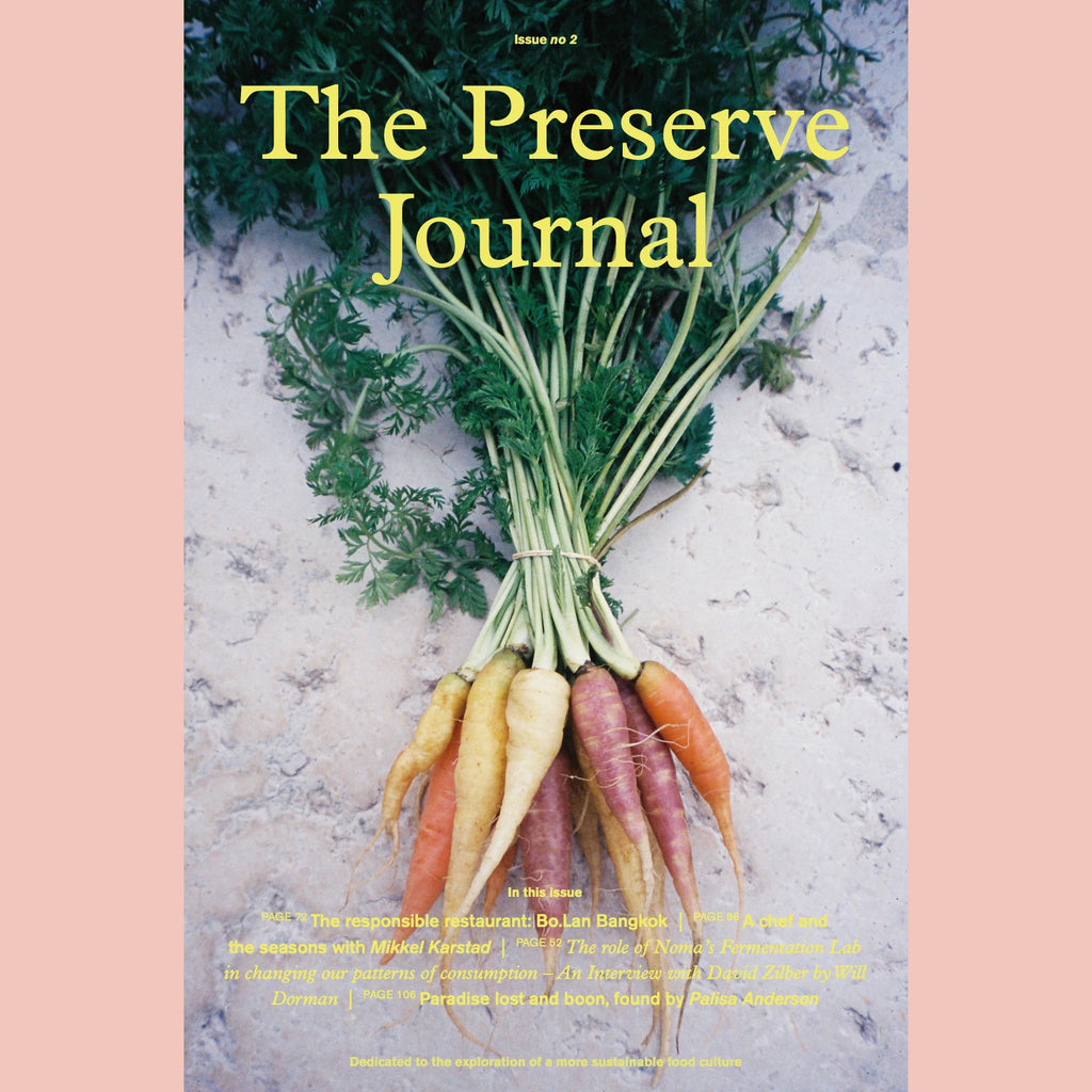 The Preserve Journal Issue No 2