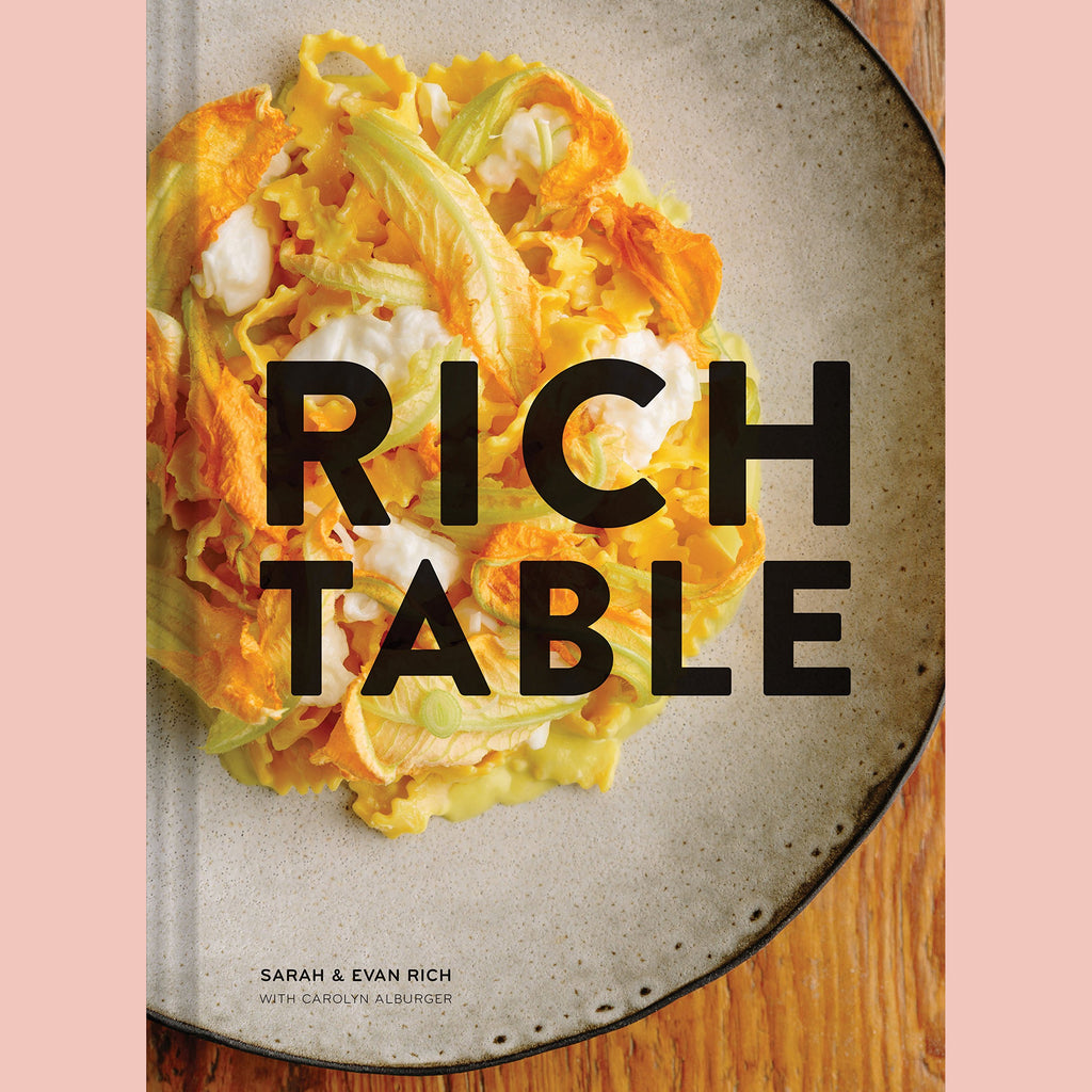 Rich Table (Sarah Rich, Evan Rich)