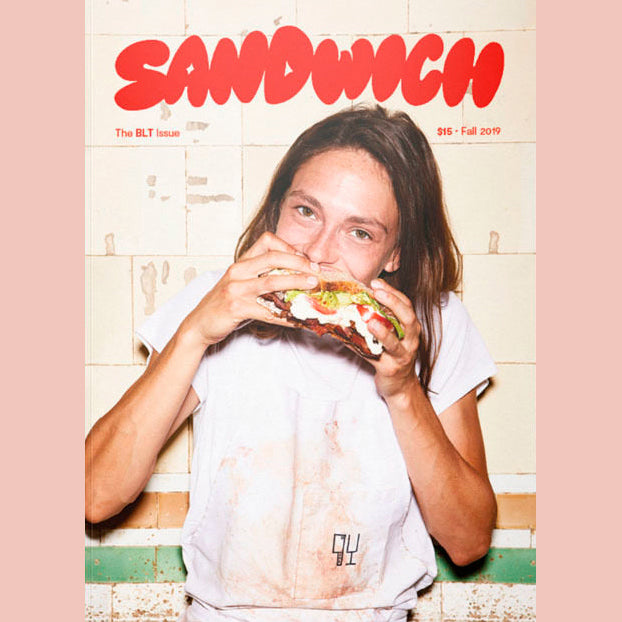 SALE: Sandwich Magazine No. 1
