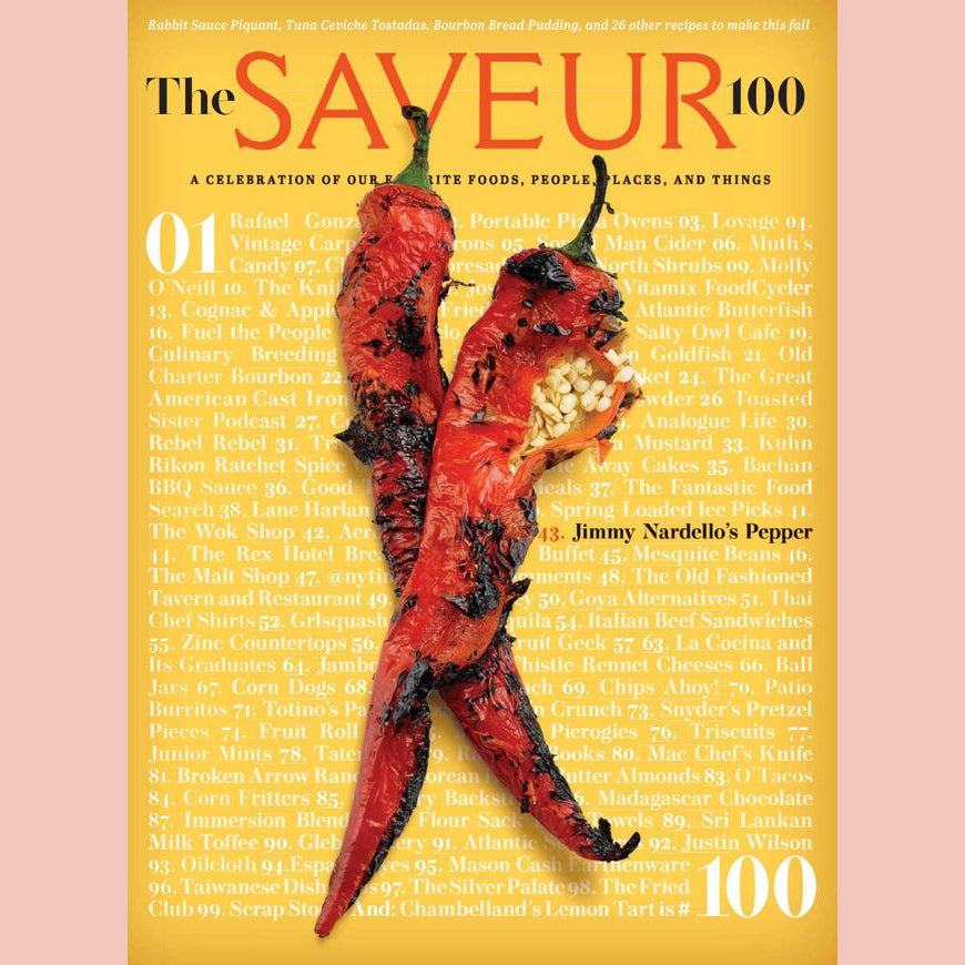 The Saveur 100 Fall 2020
