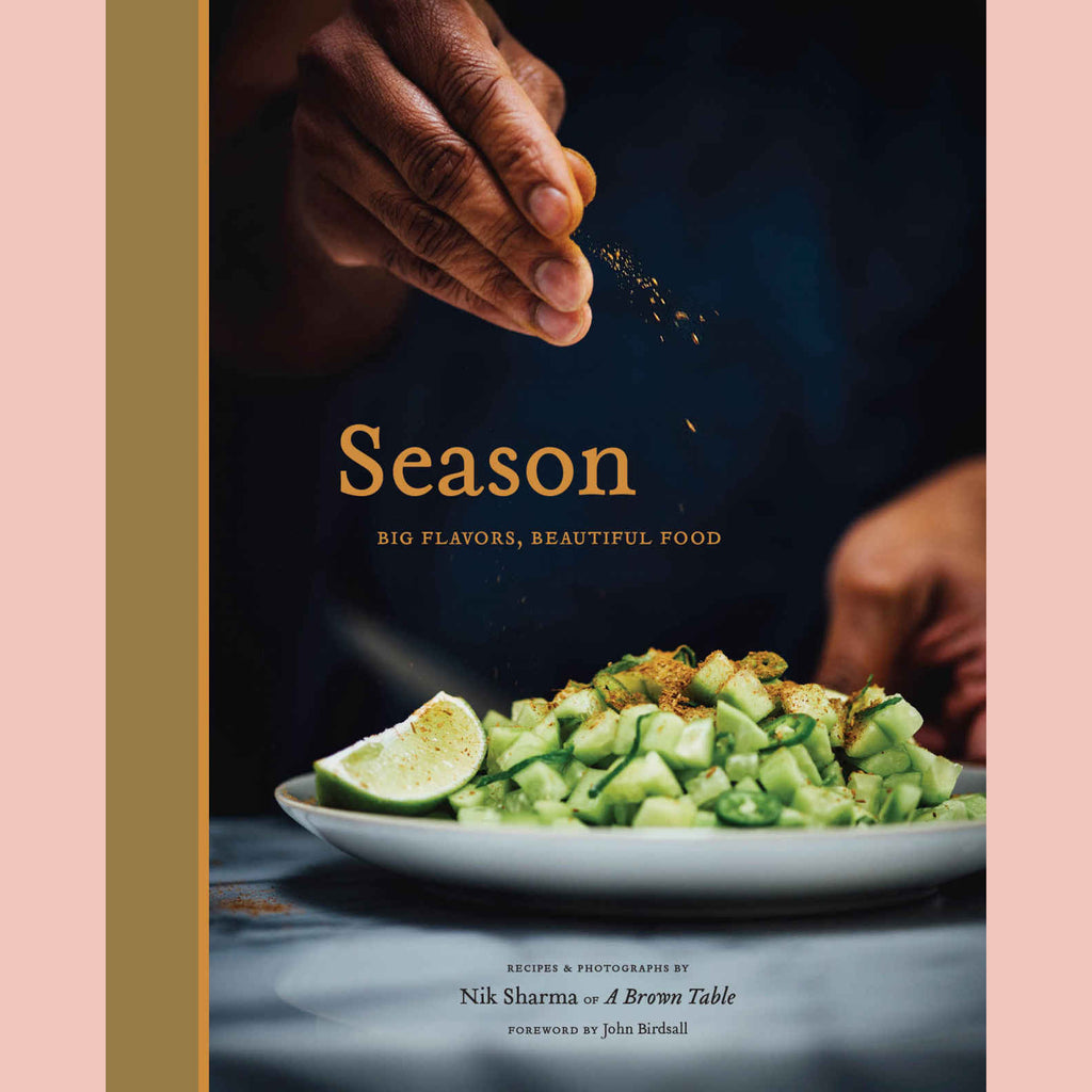 SALE: Season: Big Flavors, Beautiful Food (Nik Sharma)