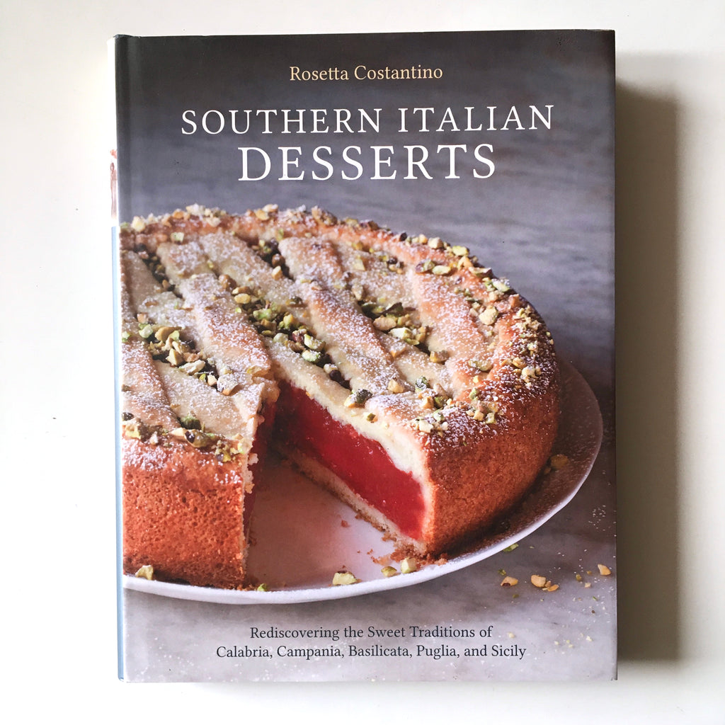 Southern Italian Desserts (Rosetta Costantino) Previously Owned