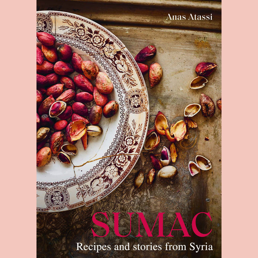 SALE: Sumac: Recipes and Stories from Syria (Anas Atassi)