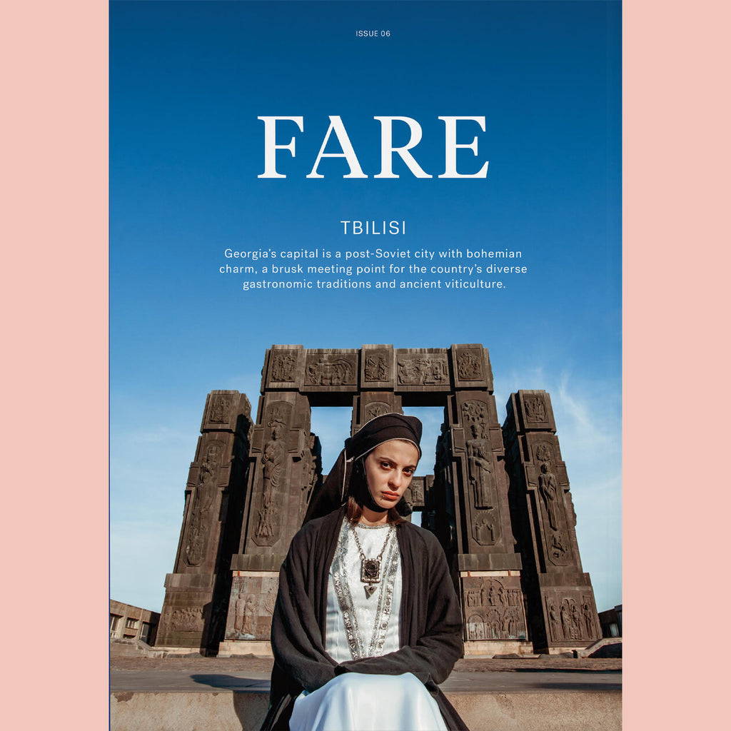 Fare Magazine Issue 6: Tbilisi