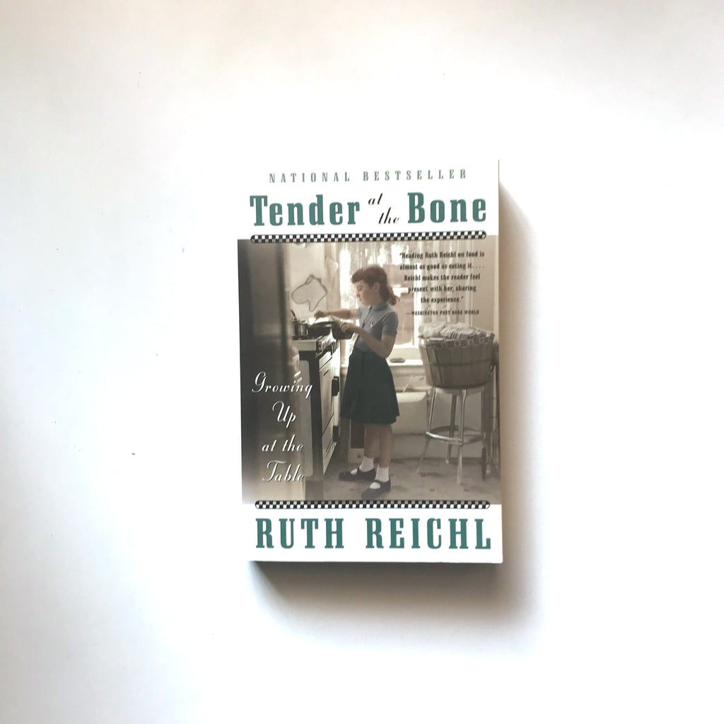 Tender at the Bone (Ruth Reichl) SIGNED Previously Owned