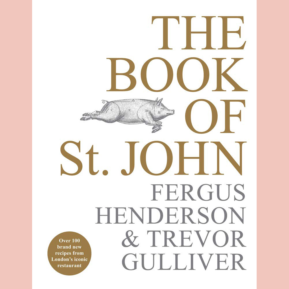 The Book of St. John (Fergus Henderson, Trevor Gulliver)