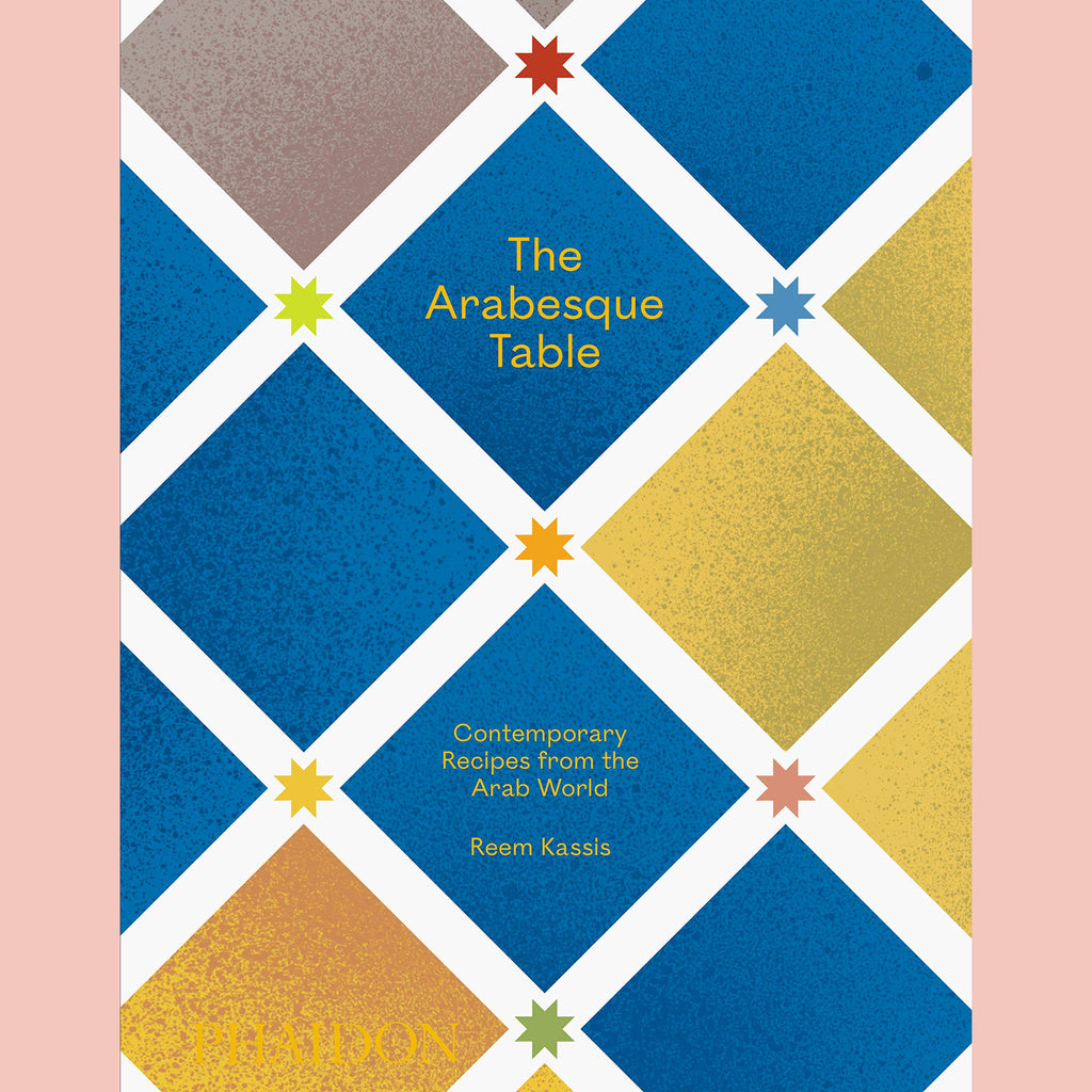 Signed Bookplate - The Arabesque Table: Contemporary Recipes from the Arab World (Reem Kassis)