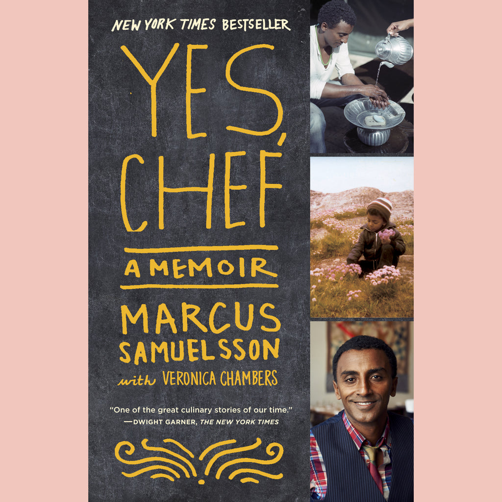 Yes, Chef: A Memoir (Marcus Samuelsson, Veronica Chambers)