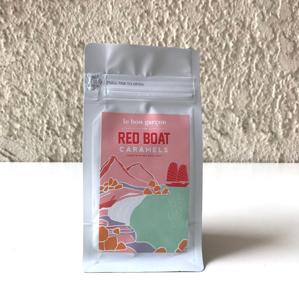Red Boat Caramels: Le Bon Garcon for Red Boat