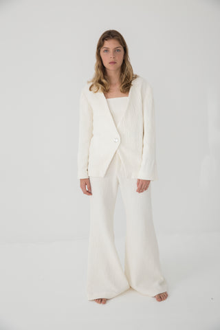 THE CAMINANTE BLAZER / BLANCO