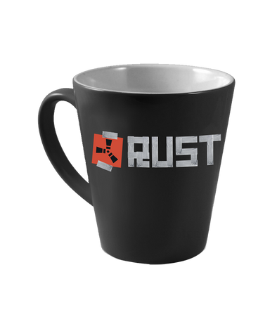Rust Sticky Tape Mug