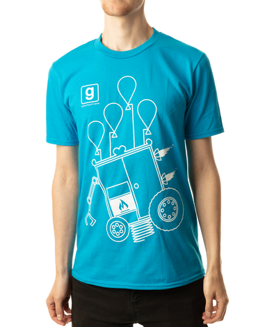 GMod Chaotic Contraption tee