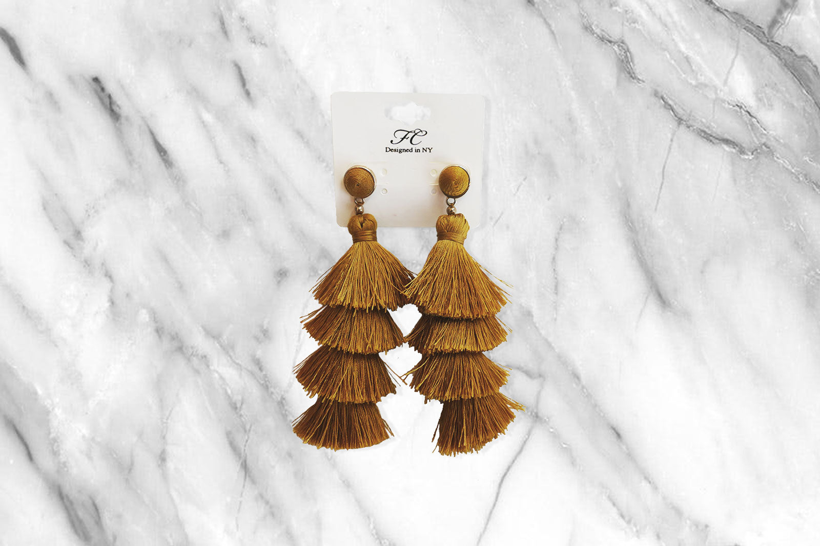 Tassel Fashion Earring