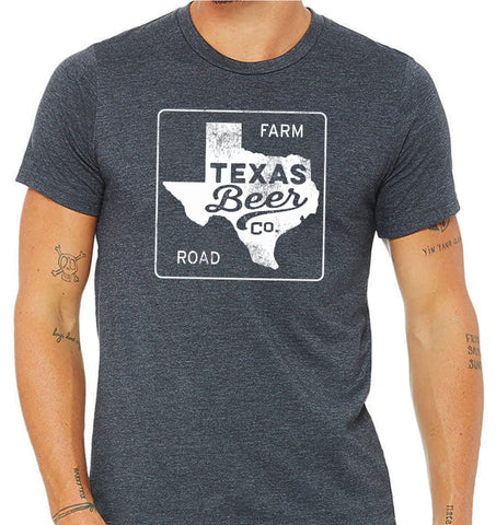 Dark Gray Roadside Tee