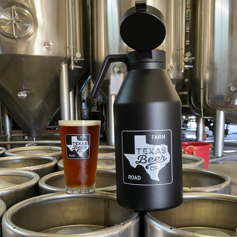 TBC + Miir 64 oz Growler