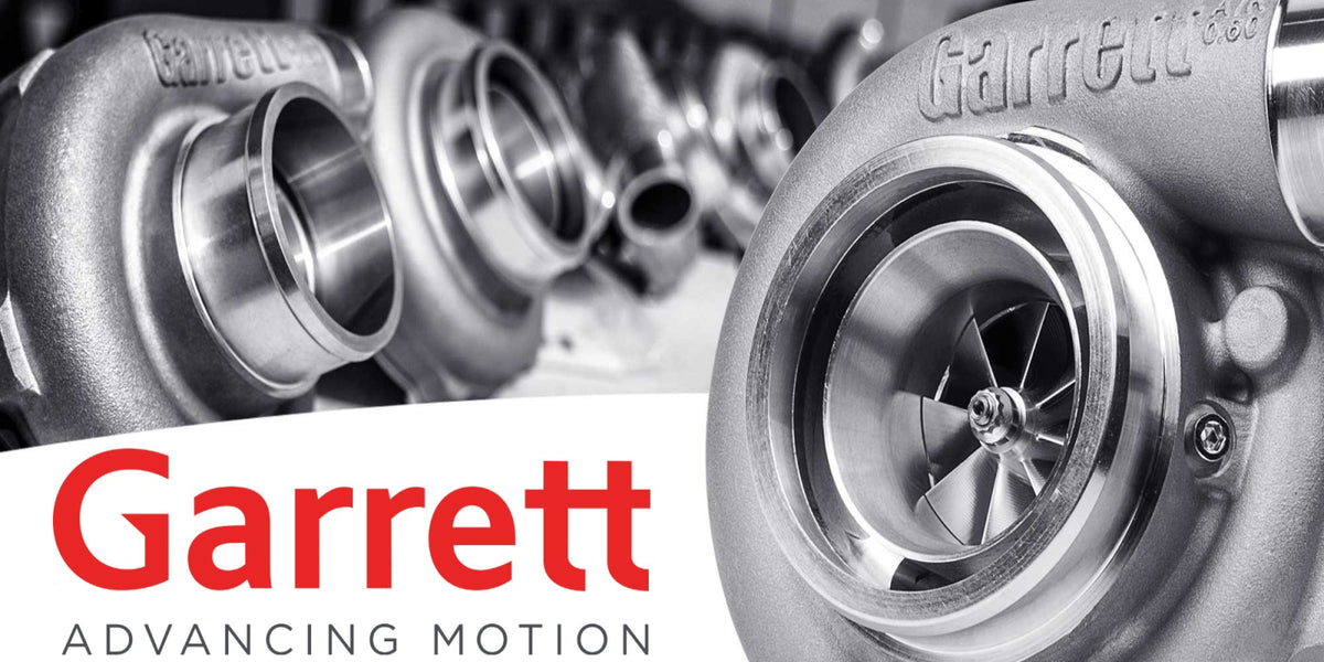 Garrett Turbochargers Advancing Motion