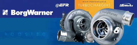 BorgWarner Performance Turbochargers Catalogue