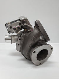 The genuine Garrett PowerMax upgrade turbocharger is a brand new direct fit replacement for the 2011-2018 Ford Ranger PX1, PX2 (including DPF equipped models) / 2011-2018 Mazda BT-50 UP, UR (including DPF equipped models) with a P5AT 3.2 litre common-rail diesel engine.