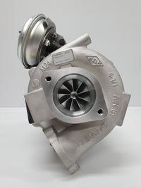 The Garrett PowerMax upgrade turbocharger is a brand new direct fit replacement for the 2007-2018 Toyota LandCruiser 70 Series (VDJ76,78,79 including DPF equipped models) with the 1VD-FTV V8 4.5 litre common-rail diesel engine.
