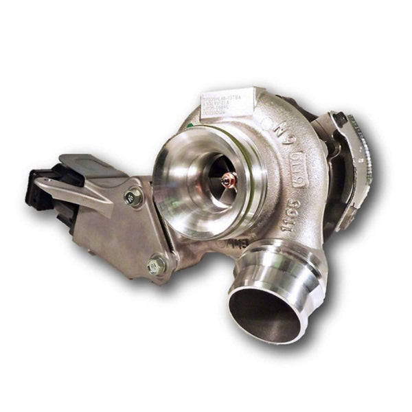This genuine TF035HL Mitsubishi (MHI) turbocharger is a brand new direct replacement for the factory unit to suit the 2007-2009 BMW120d (E81, E82, E88), 320d (E90, E91, E92, E93), 520d (E60, E61), X3 (E83) with a N47D20/N47OL 2.0 litre diesel engine.