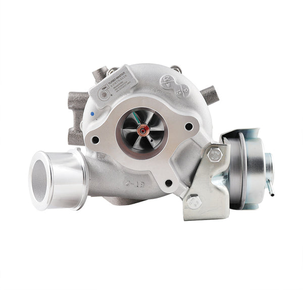 This premium quality TF035HL TMA Aftermarket billet turbocharger is a brand new direct replacement for the factory unit to suit the 2015 onwards Mitsubishi MQ Triton 4WD with a 4N15 2.4 litre MIVEC DID Intercooled turbo diesel engine. TMA Part Number: 49335-01410AMB Alt P/N: Mitsubishi 49335-01410 / 1515A295