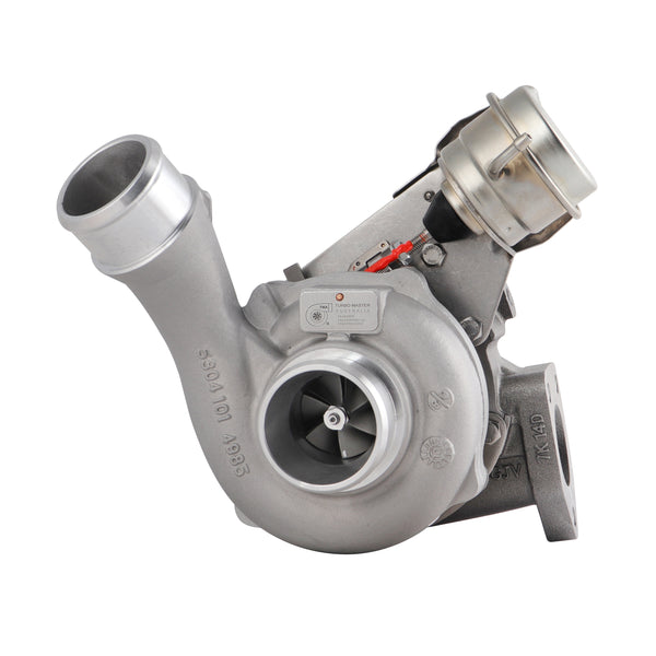 This premium quality BV43 TMA Aftermarket turbocharger is a brand new direct replacement for the factory unit to suit the 2007 onwards Kia Sorento CRDi with a D4CB 2.5 litre diesel engine.
