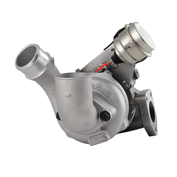 This premium quality BV43 TMA Aftermarket turbocharger is a brand new direct replacement for the factory unit to suit the 2007-2012 Hyundai iLoad, iMax with a D4CB 2.5 litre diesel engine.