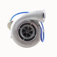 This premium quality GT4708BJNS TMA Aftermarket billet turbocharger is a brand new direct replacement for the factory unit to suit various on-highway truck applications built from 1999 onwards fitted with a Detroit Series 60 NON-EGR 14.0 litre diesel engine.