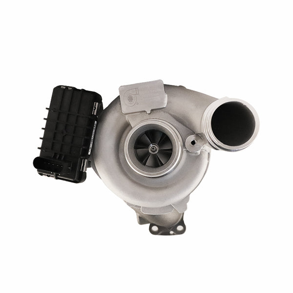 This premium quality GTA2056VK TMA Aftermarket turbocharger is a brand new direct replacement for the factory unit to suit the 2006 onwards Chrysler 300C CRD / Jeep Grand Cherokee WH and 2003-2010 Mercedes-Benz C320 CDI, CLS320 CDI, E280 CDI, E320 CDI, ML280 CDI, R280 CDI, R320 CDI with a OM642 3.0 litre diesel engine.