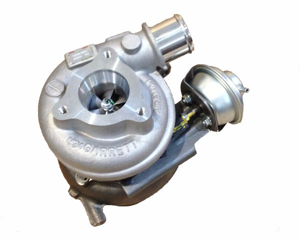 This genuine GT2052V Garrett turbocharger is a brand new direct replacement for the factory unit to suit the 2007-2013 Nissan Patrol Y61 GU wth a ZD30DDTi 3.0 litre common-rail diesel engine