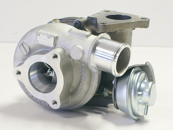 This genuine GT2052V Garrett turbocharger is a brand new direct replacement for the factory unit to suit the 2000-2006 Nissan Patrol Y61 GU wth a ZD30DDTi 3.0 litre direct injected / non common-rail diesel engine.